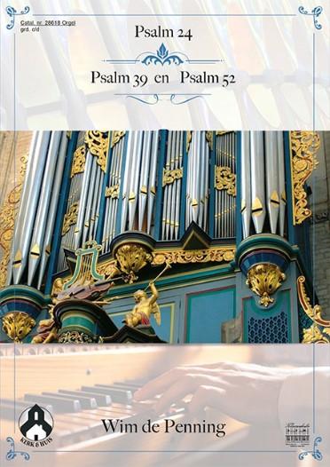 Wim de Penning Psalm 24,39 en 52 - klavar