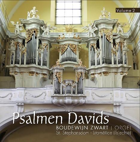Boudewijn Zwart Psalmen Davids (volume 2)