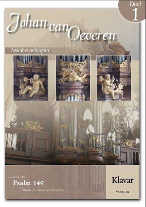 Johan van Oeveren | Psalmbewerkingen (deel 1) - klavar