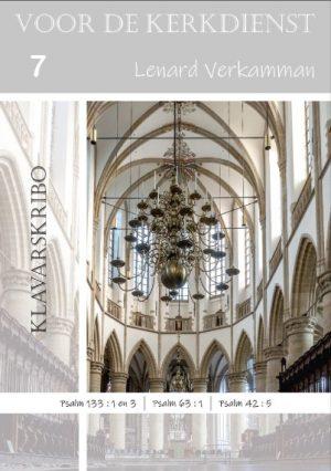 Lenard Verkamman | Voor de Kerkdienst (deel 7) - klavar