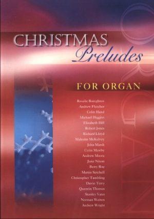 Christmas Preludes For Organ - noten