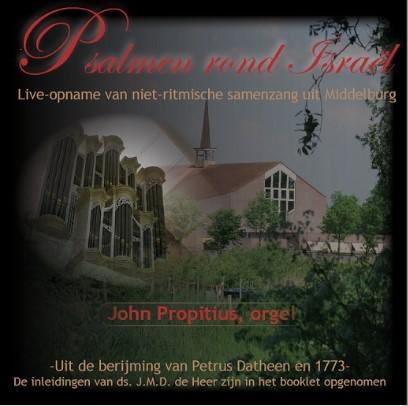 Psalmen rond Israël | Samenzang met John Propitius