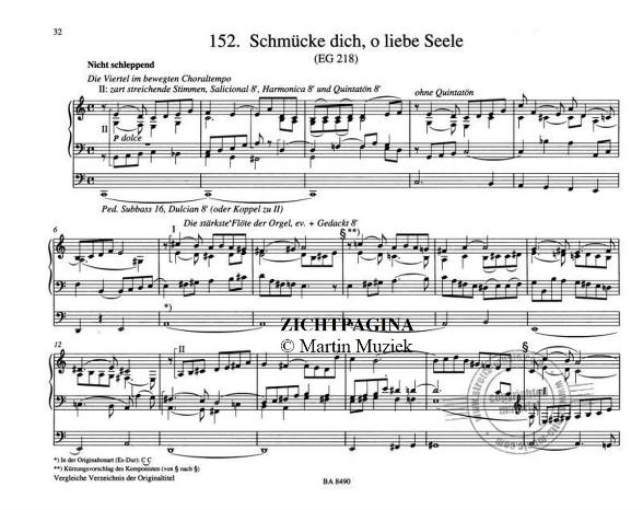 Zichtpagina - Carl Piutti | Choralvorspiele 3 (Op.34 127\193) - noten